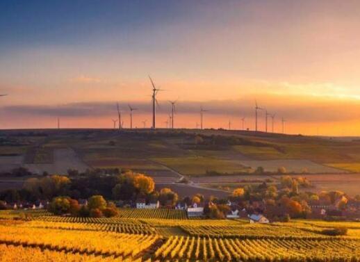 """风光储能强势崛起 十四五期间将成新旧能源较量的""""拐点"""""""