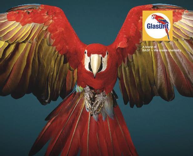 巴斯夫推出水性色漆鸚鵡100系列 前三季度凈收益負21億歐元