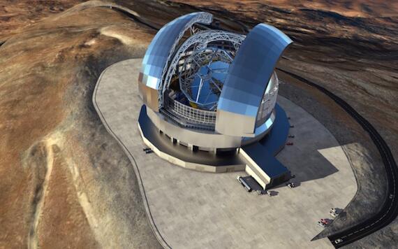 智利正在建造全球最大的中红外望远镜,选用HQW Precision的轴承