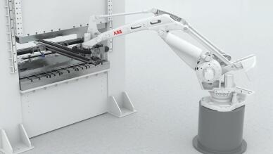 ABB推出史上最快机器人印刷自动化解决方案