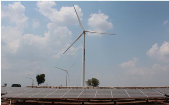 预计到2023年印度风光互补发电量将达到近11.7GW