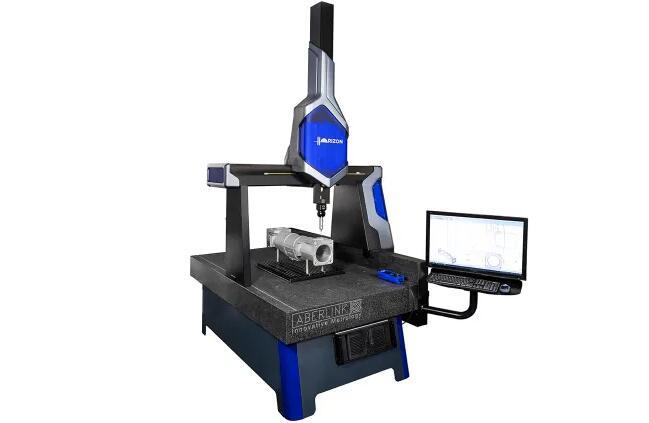 Aberlink推出一系列新的CNC桥式三坐标测量机,拓宽了CMM的领域