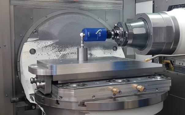 IBS推出旋转检查仪测量系统,一分钟即可确定完整的5轴机床精度