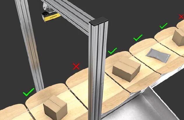 康耐视推出检测传感器新品:3D-A1000 可识别运动中的物体