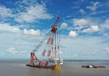 首个中外合资海上风电项目落地 总计50万千瓦