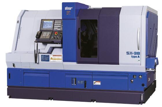 Star Micronics GB推出机床新品:SX-38 A型