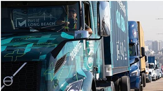 沃尔沃获得2170万美元拨款,用于在加利福尼亚部署电动卡车