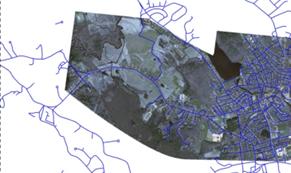 进行无人机航空图像的大面积地理定位!