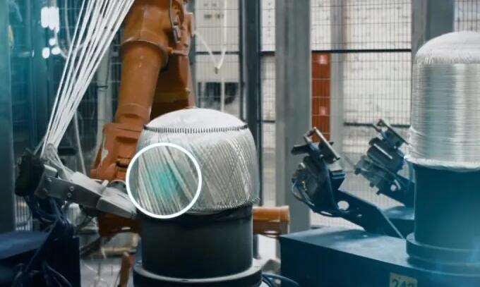 MicroWire传感器提高复合材料的性能