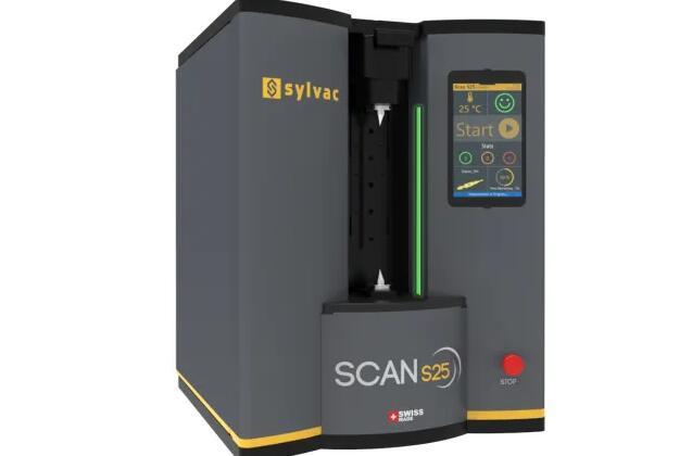 鲍尔斯推出全新的Sylvac Scan S25,可提高动态测量精度