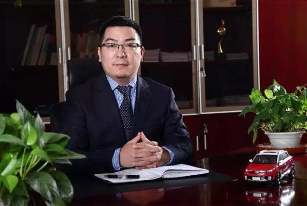 北汽集团组织架构调整!刘诗津升任北汽营销公司董事长