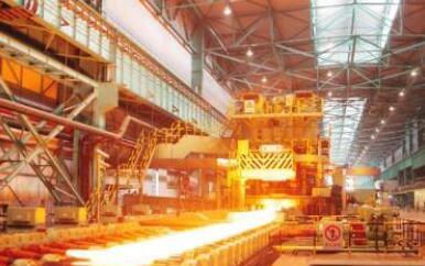 东北特钢生产直径1823毫米 重量80吨的大型电渣锭,为国内最大直径