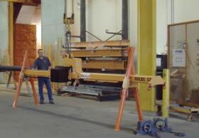 Caldwell推出懸吊起重梁,具有自動調平技術