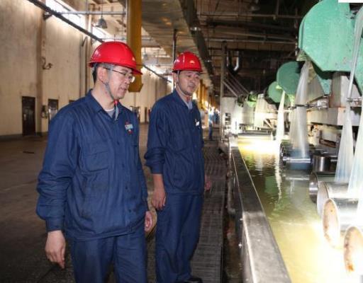 中国首批自主研发出的超高收缩腈纶纤维产品问世!