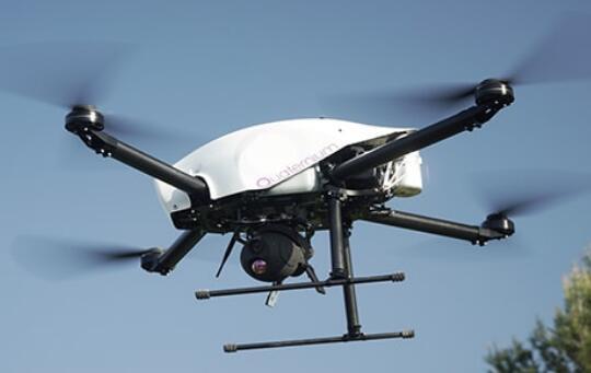 HYBRiX多旋翼刷新无人机飞行世界纪录:10小时14分钟