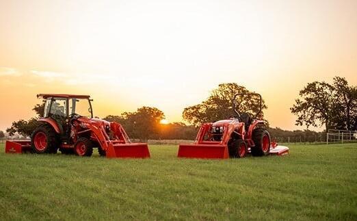 久保田推出新的L60LE系列紧凑型拖拉机,将于11月开始供货