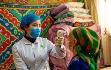 国内疫情速递:河南濮阳现1位无症状感染者 新疆新增确诊病例23例