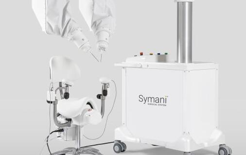 医疗微仪器公司推出Symani手术系统 协助进行显微外科手术