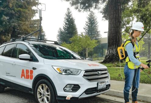 ABB推出首个综合气体泄漏检测解决方案