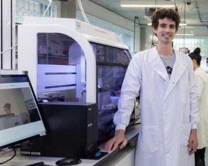 LabGenius获得1500万美元投资 将用机器人智能平台开发药物