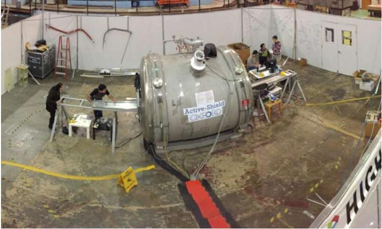 科学家们将核磁共振成像仪的电磁磁铁用于新发现
