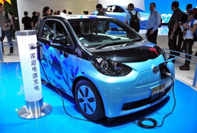 """新能源汽车2021-2035年产业发展规划发布!新能源汽车成""""当红炸子鸡"""""""
