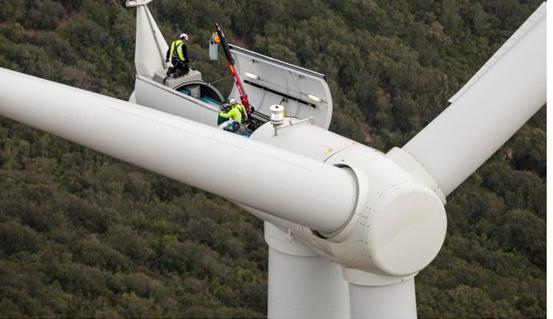 风力涡轮机制造希望通过诊断技术推向服务收入增长