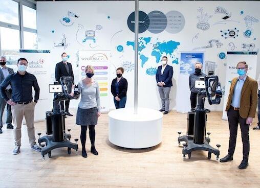 基于工業4.0的協作機器人 讓殘疾人能更好的融入工作環境