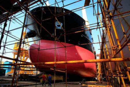衡量经济的风向标 中国造船业订单全球第一