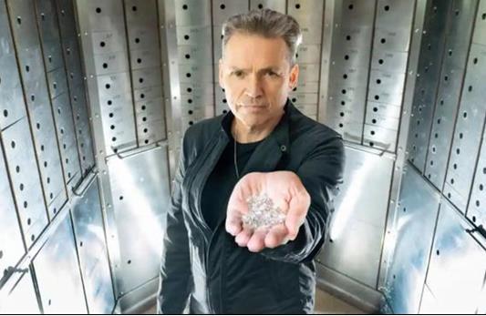 英国公司称研发出空气钻石 每月能生产200克拉