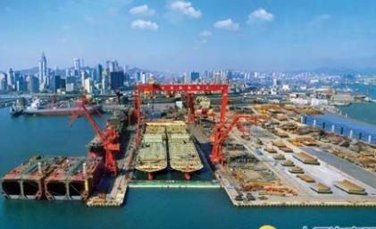 中船集团拟斥资2亿增持中国重工 南北船又有动作?