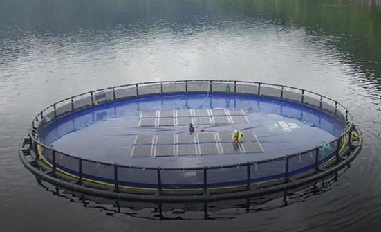研究表明浮动式太阳能发电阵列采用水冷可以提高发电量
