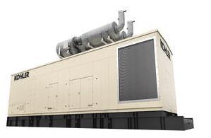 科勒KD系列发电机面市:效率高 噪音小 污染物少