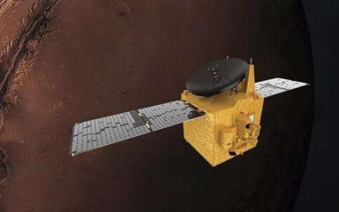 又一探测器即将登陆火星 与毅力号或许能太空相见