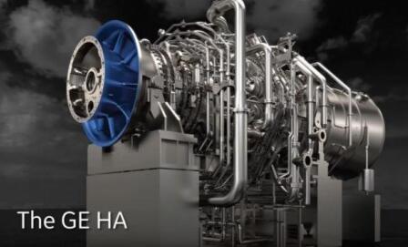 GE重型燃机落户广东东莞 最大功率重型燃机获新订单