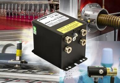 Exair推出四插座可选电压电源:耐用且消除电击危险