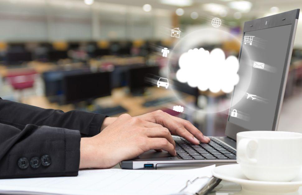 云计算为企业发展提供绝佳的机会