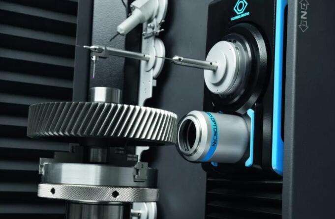 新型白光扫描系统问世!可快速精确测量圆柱齿轮