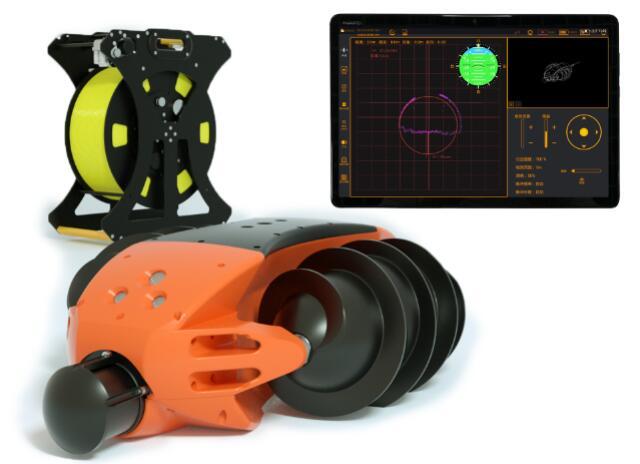 博铭维智能科技发布行业首款无线高清管网潜望镜等产品