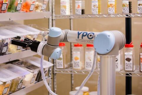 厨房机器人初创公司YPC获得种子轮投资 丰田领投