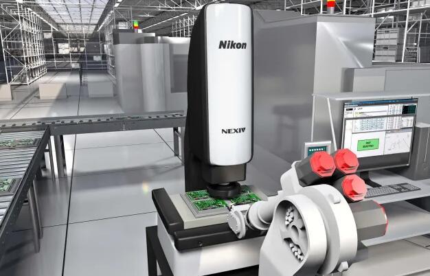 尼康开发了一种用于质量控制的新型高速视频测量系统