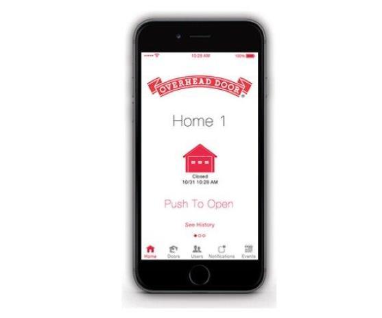 Overhead Door推出新一代Anywhere应用程序,用于远程车库门的访问