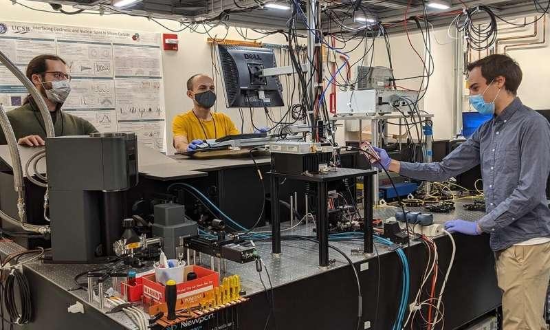 """科学家合成了""""明亮""""的量子比特,向量子领域迈进了一大步"""