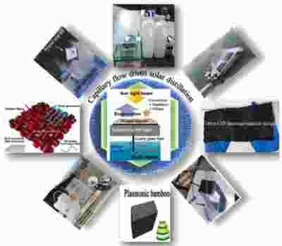 科学家对可用于海水淡化的高效纳米材料展开综述