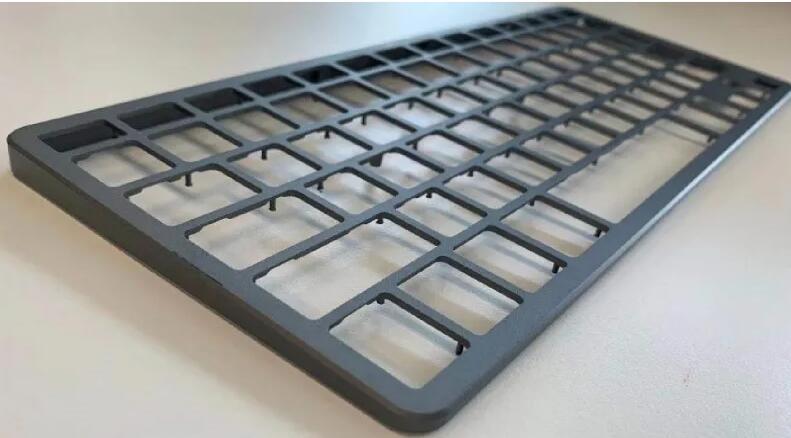 3D扫描设备可无缝测量计算机键盘的各项指标