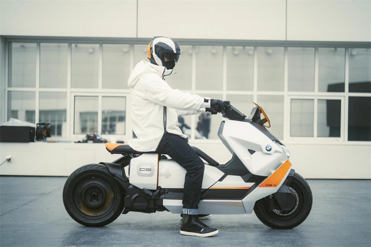 宝马的电动摩托车将在数月内投入生产