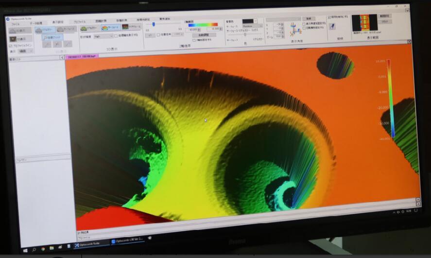 获诺奖的光学梳技术已被应用于工业测量,速度很快
