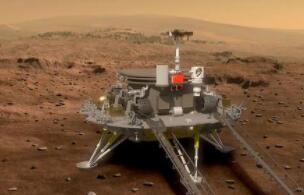 天问一号探测器近况:飞行116天,里程破3亿千米,完成多项工作