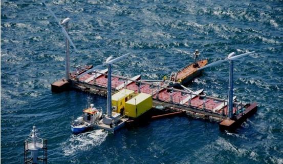 部署波浪能、潮汐能或热能系统是否可以改善浮动风力发电的经济性?