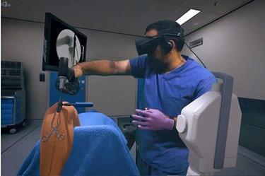 研究表明VR对人们的健康也是有益的